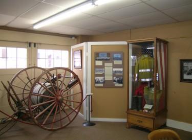 Pipestone Fire Department Exhibit