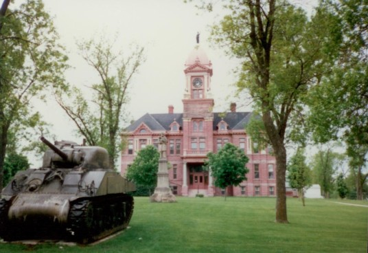 Pipestone County Courthouse