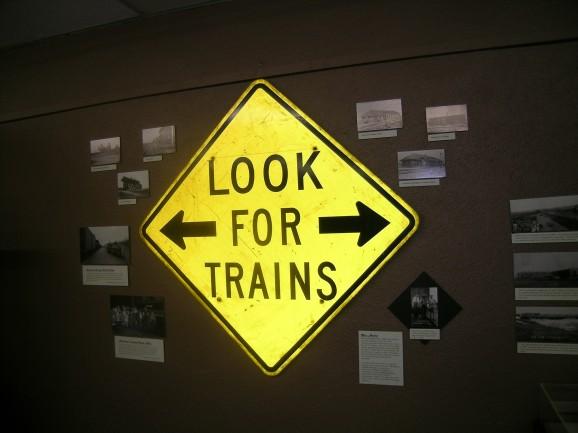 Railroad Exhibit- Depots