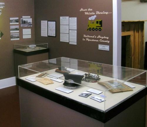 Railroad Exhibit