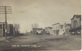 Main Street, Edgerton, MN