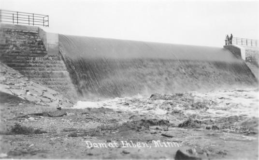 Ihlen, MN Dam