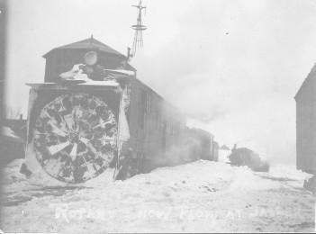 Jasper Rail Yard